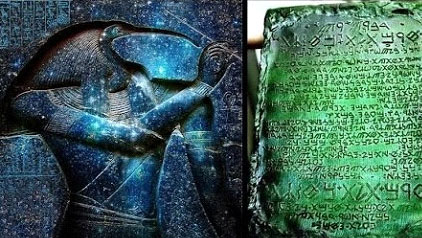 ancient smarald tablet