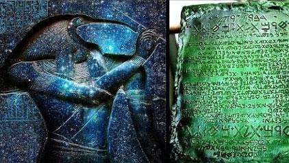 ancient smarald tablet