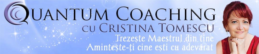 Quantum Coaching Cu Cristina Tomescu