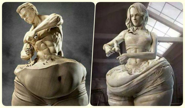 De ce nu pot slăbi??? Obezitatea – o perspectivă spirituală